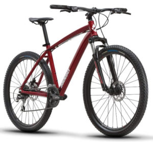 Diamondback Overdrive Hardtail Mountain Bike