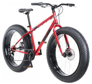 Mongoose Dolomite Fat Tyre Mountain Bike
