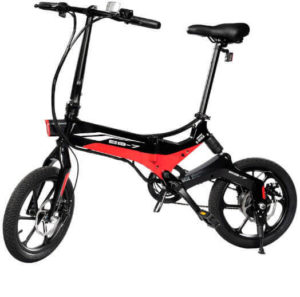 02 - Swagtron Swagcycle EB-7 Elite Electric Bike