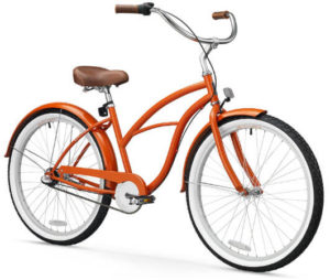 SIXTHREEZERO Women's Beach Hybrid Bike