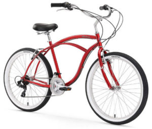 Firmstrong Urban Single Speed Hybrid Bike