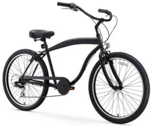 SIXTHREEZERO Barrel Beach Hybrid Bike