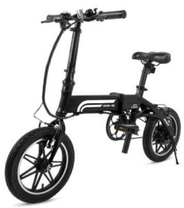 SWAGCYCLE EB5 Plus - Best Cheap Folding Electric Bike