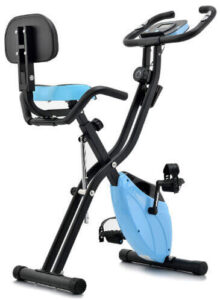 Lanos Folding Exercise Bike
