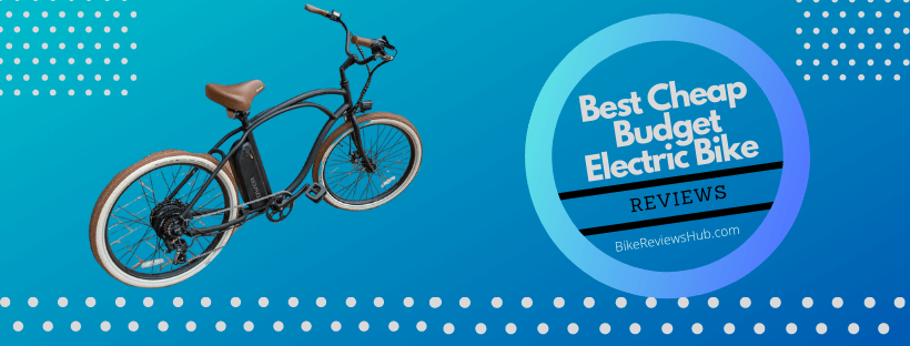 Best cheap budget electric bike