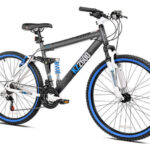 KENT KZ2600 Dual Suspension Mountain Bike