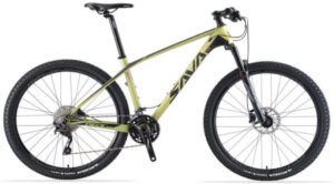 Best Carbon Fiber Mountain Bike