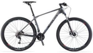 SAVADECK DECK2.0 Carbon Fiber Mountain Bike