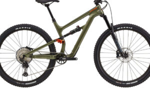 Cannondale Habit Carbon 2 Mountain bike