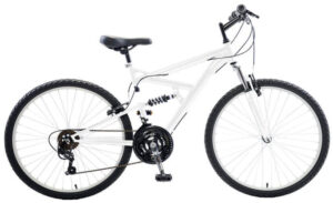 CycleForce Dual Suspension Mountain Bike
