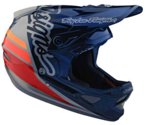 Troy Lee Designs D3 Fiberlite US Helmet