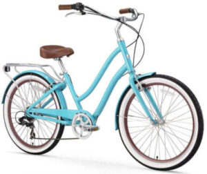 EVRYjourney Classic Hybrid Cruiser Bicycle