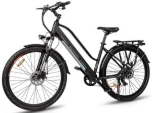 Macwheel Electric Hybrid Bike