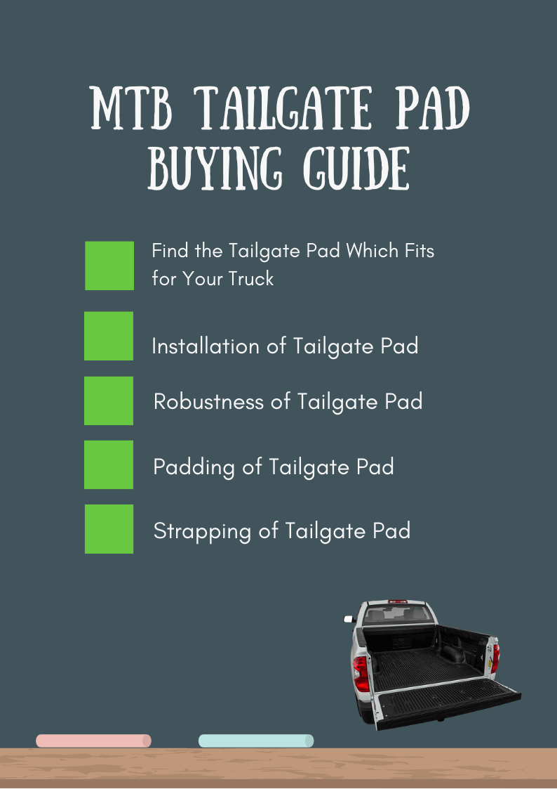 MTB Tailgate Pad Buying Guide